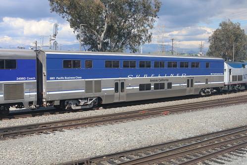 Amtrak 6801 Echo Park