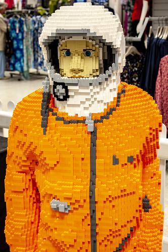 Yuri Gagarin Lego