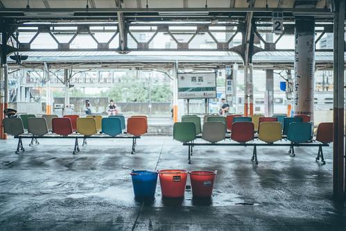 嘉義火車站|Chiayi