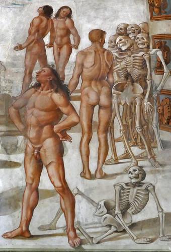 Umbria: Orvieto Cathedral, Luca Signorelli fresco