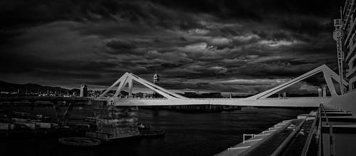 Pont basculant Barcelone