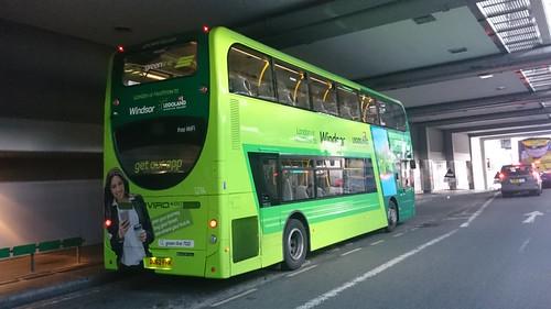 Reading Buses 1214 DU62FHK ex LC62WYN, LA60ODY