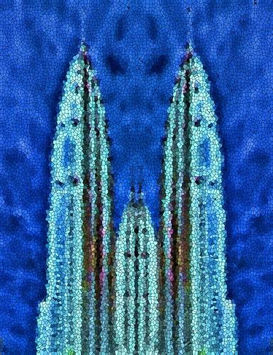 Malaysia - Kuala Lumpur - Petronas Twin Towers - 45gi