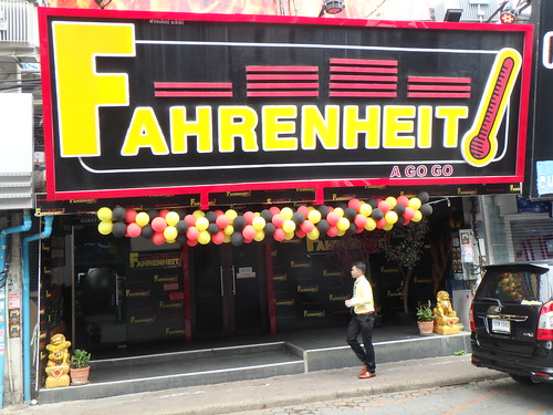 Fahrenheit Agogo, Pattaya