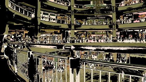 Malaysia - Kuala Lumpur - Petronas Twin Towers - 35ee