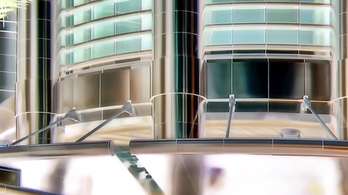 Malaysia - Kuala Lumpur - Petronas Twintowers - 4bb9
