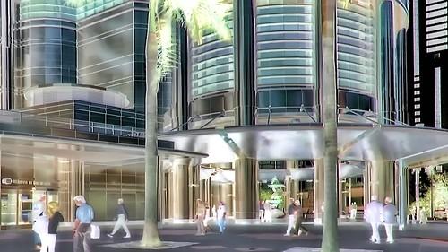 Malaysia - Kuala Lumpur - Petronas Twin Towers - 48bb
