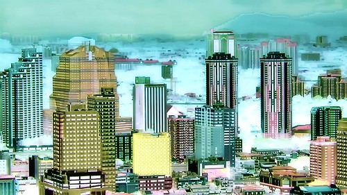 Malaysia - Kuala Lumpur - Petronas Twin Towers - 63bb
