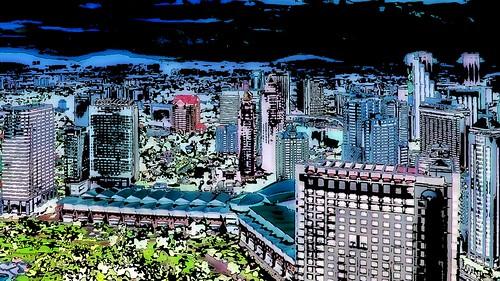 Malaysia - Kuala Lumpur - Petronas Twin Towers - 56ee