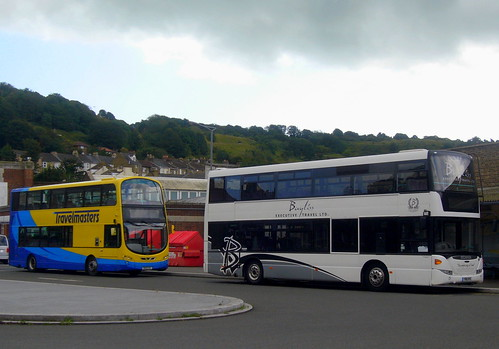 Bayliss Executive Travel YR61RVC and Travelmasters Bus and Coach BX12CVL!!