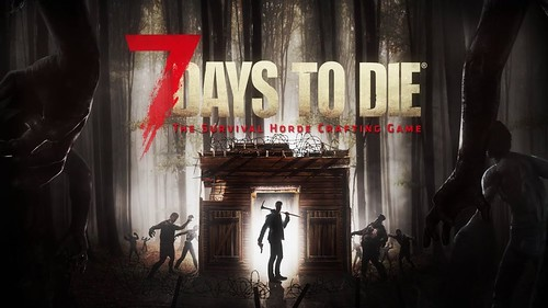7 Days To Die w Nightmaaron 😬 #07