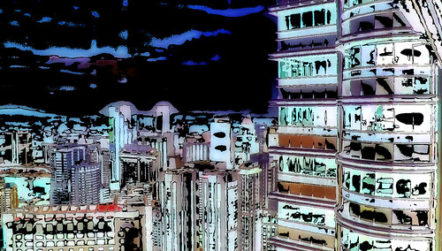 Malaysia - Kuala Lumpur - Petronas Twin Towers - 54ee