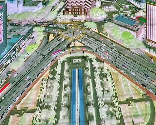 Malaysia - Kuala Lumpur - Petronas Twin Towers - 57dbb