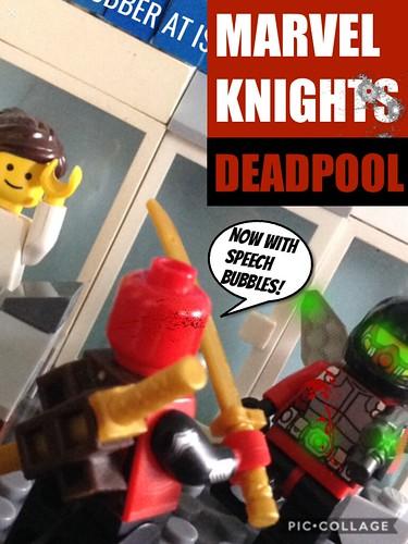 Marvel Knights: Deadpool, Issue Five