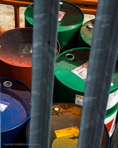 Takes on Industry - banging the drum
