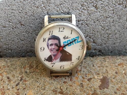 The Fonz watch