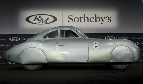 Ferdinand Porsche's Famous Sportscar