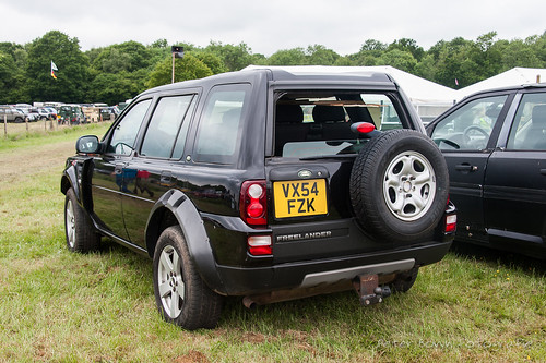 Land-Rover Freelander 2 Attributable Prototype AP2 - 2004