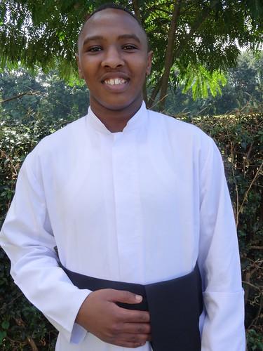 Frt. Alpheus Bahati