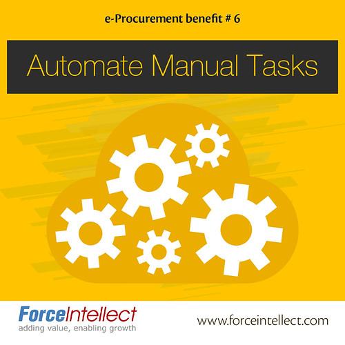 Automate Manual Procurement Tasks