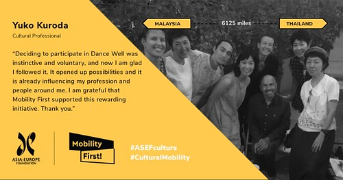Mobility First! 2018 - Yuko Kuroda