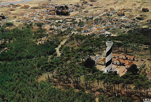 PHARE DE CONTIS LANDES @ Regard sur nos territoires en musique avec Guru ft. Bahamadia - Respect the Architect (Buckwild Remix)