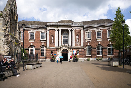York Central Library