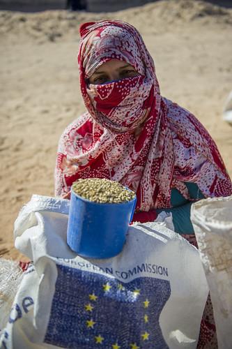 EU humanitarian aid for Sahrawi refugees in Algeria