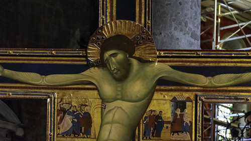 Le Crucifix de San Zeno.