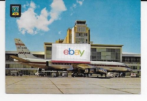 PUB EBAY LOL Iberia-Airlines-Of-Spain-Douglas-Dc-8-Ec-Arb-At