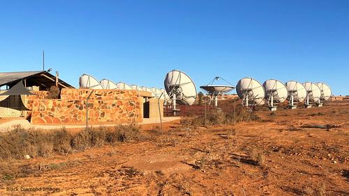 Australian National University Solar Power Station (1981-2005), White Cliffs, Western NSW