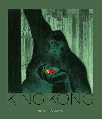 Sous les crayons de l'illustrateur et auteur de BD Christophe Blain, une libre adaptation de King Kong, ce magnifique héros créé par Edgar Wallace en 1933.