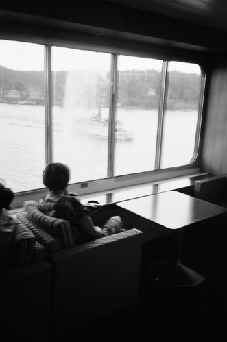 On a Ferry to Stockholm
