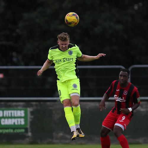 Truro City  FC  and  Dorchester Town FC
