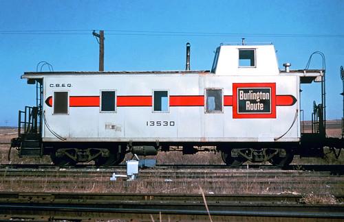 CB&Q Class NE-12 13530