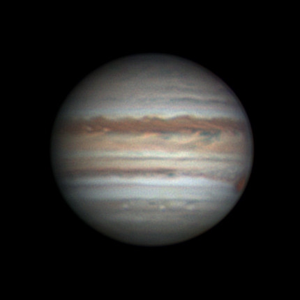 Jupiter 20190818_19:38 UT