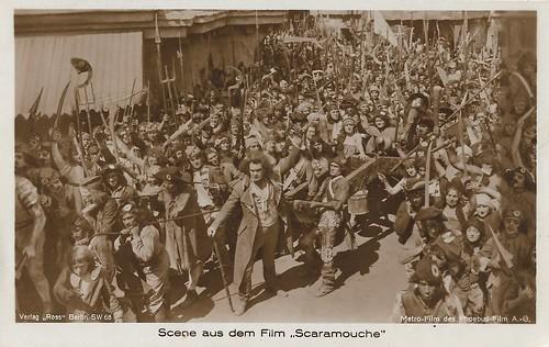 Scene from Scaramouche (1923)
