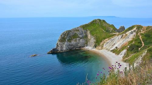 Man O'War Cove, Dorset, England