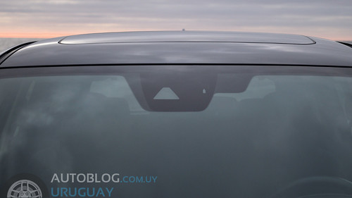 Prueba Mazda CX-5 2.5 SKYACTIV-G AWD Extra Full A/T