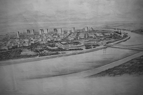 IMG_2530 Antwerp Linkeroever 'la Ville Radieuse' by Le Corbusier