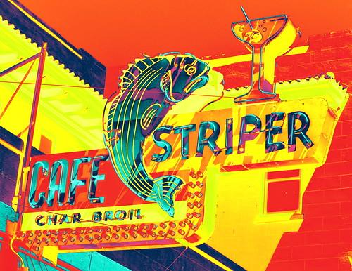 OK, So Cafe Striper Got Pimped Again