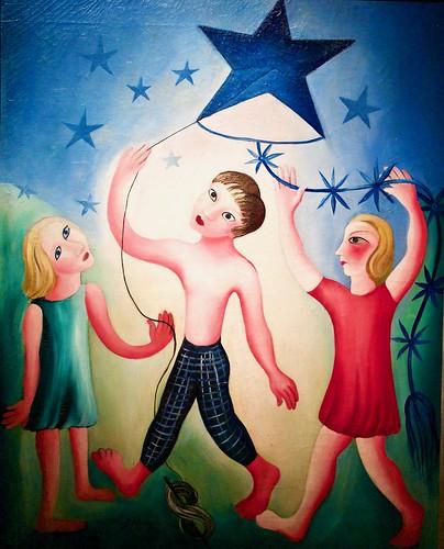 The Star (1937) - Sarah Affonso (1899-1983)