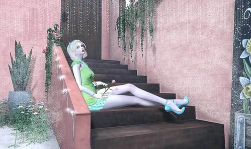 *CK* Summer babydoll dress