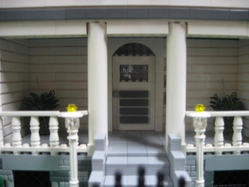 Charleston Mansion