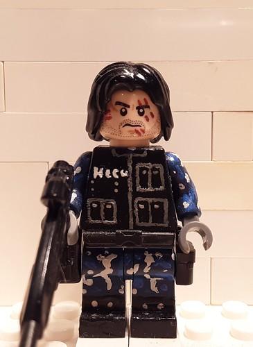 Custom Lego Half Life: Mitchell Shepard (Hunt Down the Freeman)