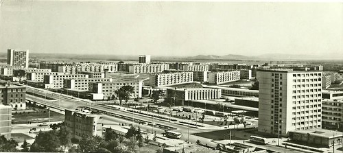 Țiglina I, anii 60