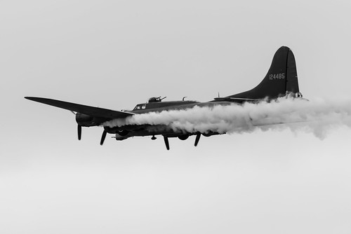 B-17 Sally B - Fairford Airshow 2017