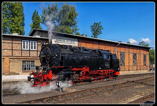 HSB_BR 99 7243-1_Bhf. Wernigerode Westerntor_Sachsen-Anhalt_DE
