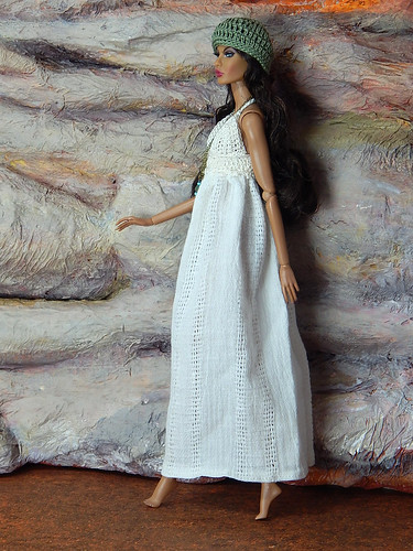 The crochet maxi dress - Forever Summer collection