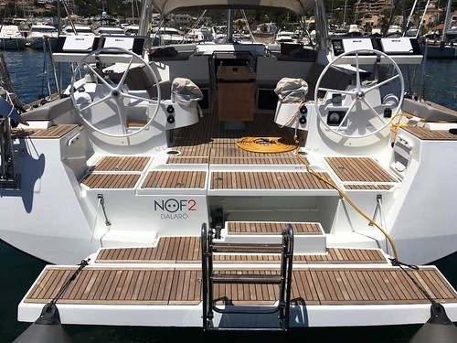 Beneteau Oceanis 55 - for sale
